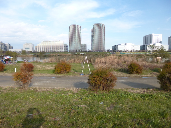 RUNNET EKIDEN in TAMAGAWA 4km地点の画像