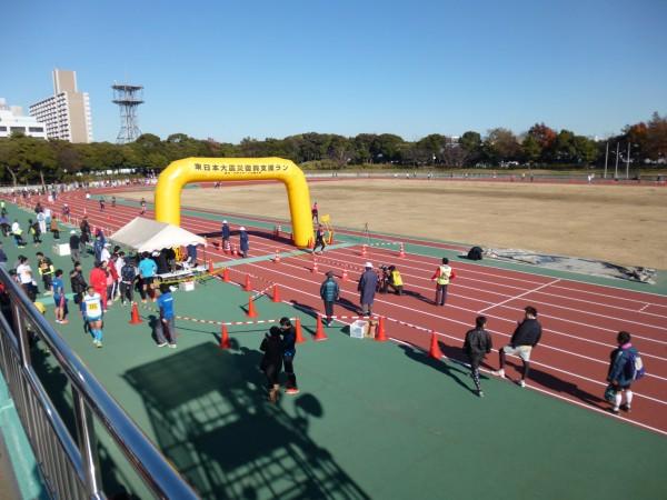 第4回 東日本大震災復興支援ラン -品川・大井スポーツの森大会-の画像