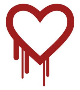 Heartbleedのロゴ